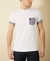 One True Saxon Dunstan2 Check Pocket T-Shirt - Exclusive