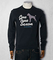 One True Saxon Mantat Crew Sweat - Exclusive