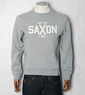 One True Saxon Dude Crew Sweat - Exclusive
