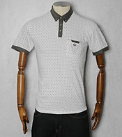 Savant Rex All Over Print Polo Shirt