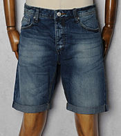 Jack & Jones Rick Original Denim Shorts