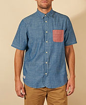 Duffer of St George Jim Short Sleeve Shirt - Exclusive