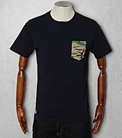 Duffer of St George Fields Camo Pocket T- Shirt - Exclusive